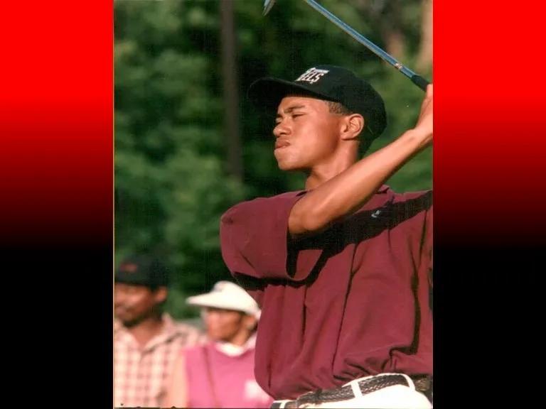 Introducing...Tiger Woods!